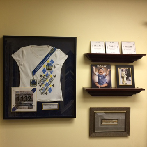 Custom framing and professional framing services