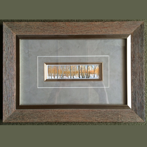 Framing photos, art, and other unique items at Creativ Framing and Design